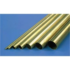 Metric Brass tube