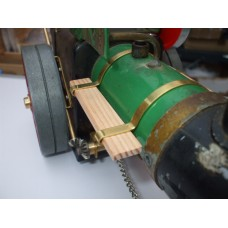 Single board boiler bands