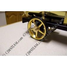 Wilesco watercart axle set